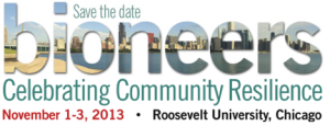 Save the date GLs Bioneers 2013 at RU